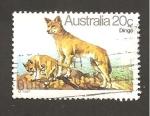 sello : Oceania : Australia : RESERVADO CARLOS RODENAS