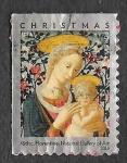 Sellos del Mundo : America : Estados_Unidos : 5143 - Virgen y el Niño