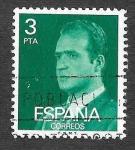 Sellos del Mundo : Europa : España : Edif 2346P - Juan Carlos I Rey de España