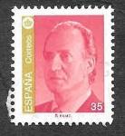 Sellos del Mundo : Europa : España : Edif 3527 - Juan Carlos I Rey de España
