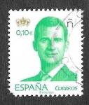 Sellos del Mundo : Europa : España : Edif 4936 - Felipe VI Rey de España