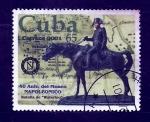 sello : America : Cuba : 40 aniv.museo Napoleonico