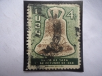 de America - Cuba -  Grito de Yara -10 de Octubre de 1868- Inicio Independentista de Cuba de España-Carlos M. Céspedes.