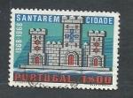 Sellos del Mundo : Europa : Portugal : Centenario ciudad de Santarem
