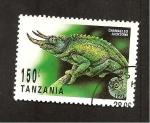 Sellos del Mundo : Africa : Tanzania : RESERVADO MANUEL BRIONES
