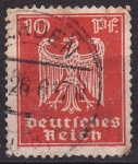 Stamps Germany -  Escudo-Aguila