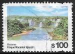 Sellos del Mundo : America : Argentina :  Parque Nacional - Iguazú Misiones