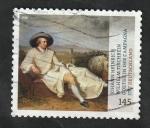 Sellos del Mundo : Europa : Alemania : 3170 - Pintura de Johann Heinrich Wilhelm Tischbein