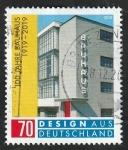 Sellos del Mundo : Europa : Alemania : 3233 - Centº de la escuela de la  Bauhaus