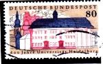 sello : Europa : Alemania : 600 aniversario Universidad Heidelberg