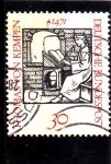 sello : Europa : Alemania : Thomas von Kempen (1379-1471), Canones místicos y agustinanos