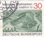 sello : Europa : Alemania : Nacional Briefmarken