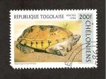 sello : Africa : Togo : RESERVADO PARA NELIDA