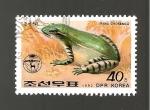 sello : Asia : Corea_del_norte : RESERVADO MANUEL BRIONES