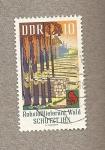 Sellos de Europa - Alemania -  Protege los bosques como materia prima