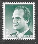 Sellos de Europa - España -  Edif 2829 - Juan Carlos I de España