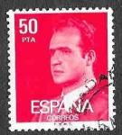 de Europa - España -  Edif 2601 - Juan Carlos I de España