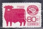 de America - México -  Mexico exporta ganado y carne