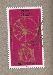 Stamps Germany -  Johannes Kepler