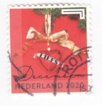 Stamps : Europe : Netherlands :  Navidad 2020 (intercambio)