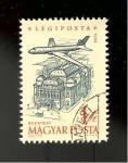 Stamps Europe - Hungary -  INTERCAMBIO