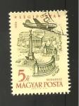 sello : Europa : Hungría : INTERCAMBIO