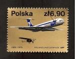 Stamps Europe - Poland -  INTERCAMBIO