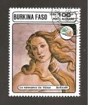 Stamps Africa - Burkina Faso -  INTERCAMBIO