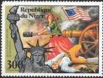 sello : Africa : Níger : Niger