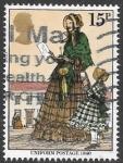 sello : Europa : Reino_Unido : uniform postage 1840