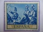 de Europa - España -  Ed:1863 -