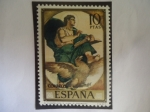 de Europa - España -  Ed:2209 -