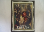 Sellos del Mundo : Europa : España : Ed:2002 - Navidad 1970 -