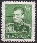 Stamps Asia - Iran -  Mohammad Reza Pahlevi-Sha de Persia