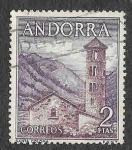 Sellos de Europa - Andorra -  53 - Santa Coloma