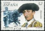 Sellos del Mundo : Europa : España :  Manolete