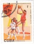 Stamps Cuba -  juegos centroamericanos y del caribe Medellín´78