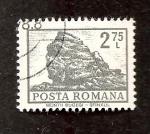 Sellos de Europa - Rumania -  CAMBIADO MB