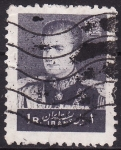Stamps Iran -  Mohammad Reza Pahlevi-Sha de Persia