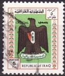 Stamps Iraq -  Escudo-Aguila