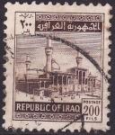 Stamps Iraq -  Palacio
