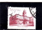 Stamps South Africa -  Stadsaal- Johannesburg