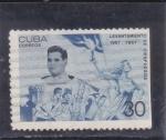 Stamps Cuba -  x aniver.Levantamiento de Cienfuegos