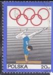 Stamps Poland -  OLIMPIADA