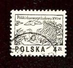 Stamps Poland -  CAMBIADO MB