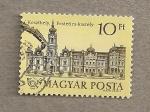Sellos de Europa - Hungría -  Castillo Festetics