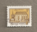 Sellos de Europa - Hungría -  750 Aniv de la iglesia de Nyibator