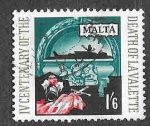 Stamps : Europe : Malta :  389 - 400 Aniversario de la Muerte del Gran Maestre Jean de La Valette