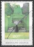 Stamps : Europe : United_Kingdom :  jardines