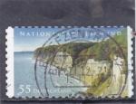 Stamps Germany -  Parque Nacional Jasmund